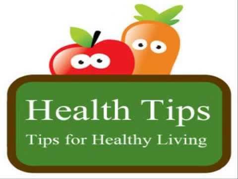 Today's Healthy Tip – Breakfast