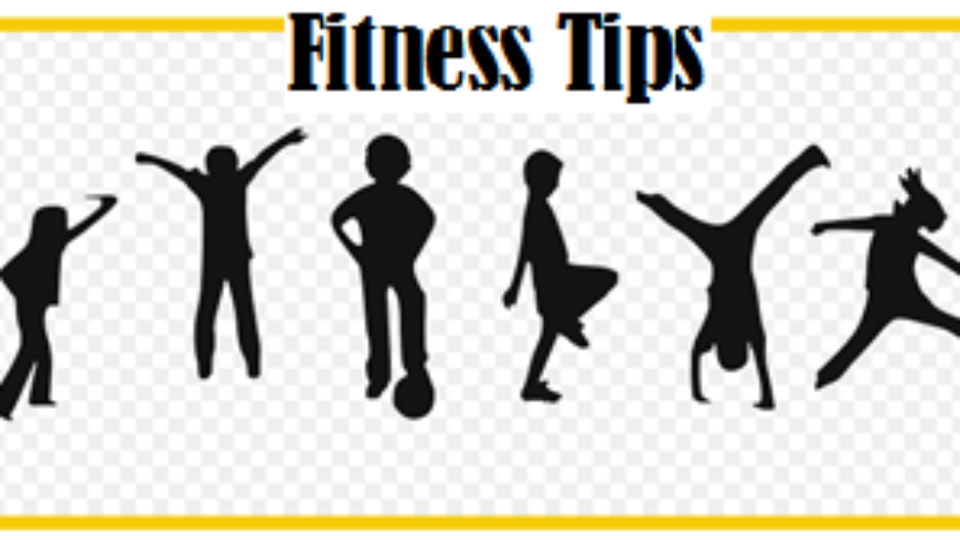Today's Fitness Tip – Sports!