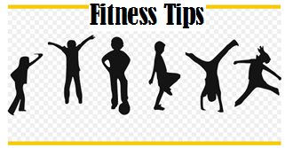 Today's Fitness Tip – After School